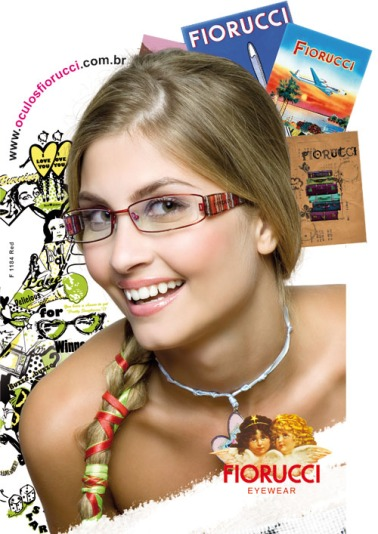 Fiorucci Eyewear Verão 2010 (2)