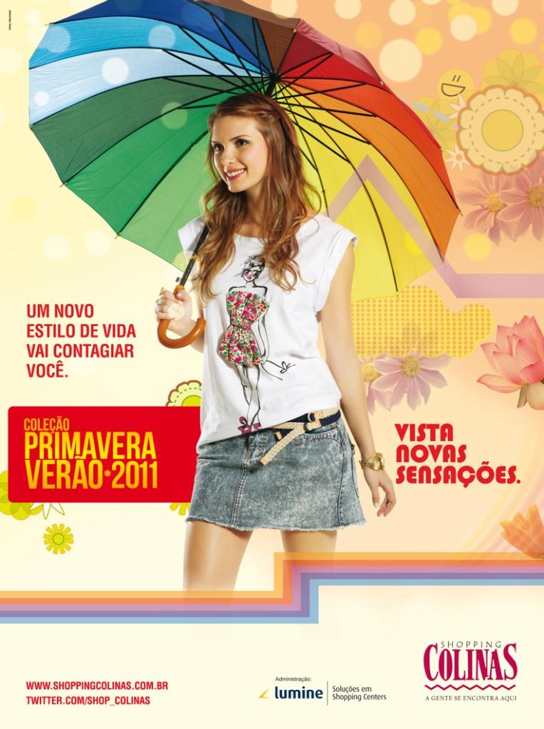 Shopping Colinas Primavera Verão 2011