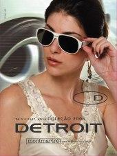 Detroit Eyewear Verão 2007 @ Tacito Carvalho e Silva