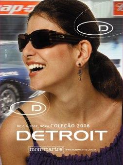 Detroit Eyewear Verão 2007