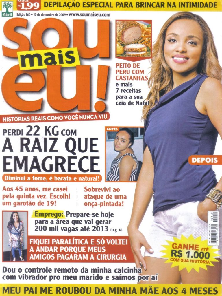 Revista Sou Mais Eu Edição 160 10.12.2009