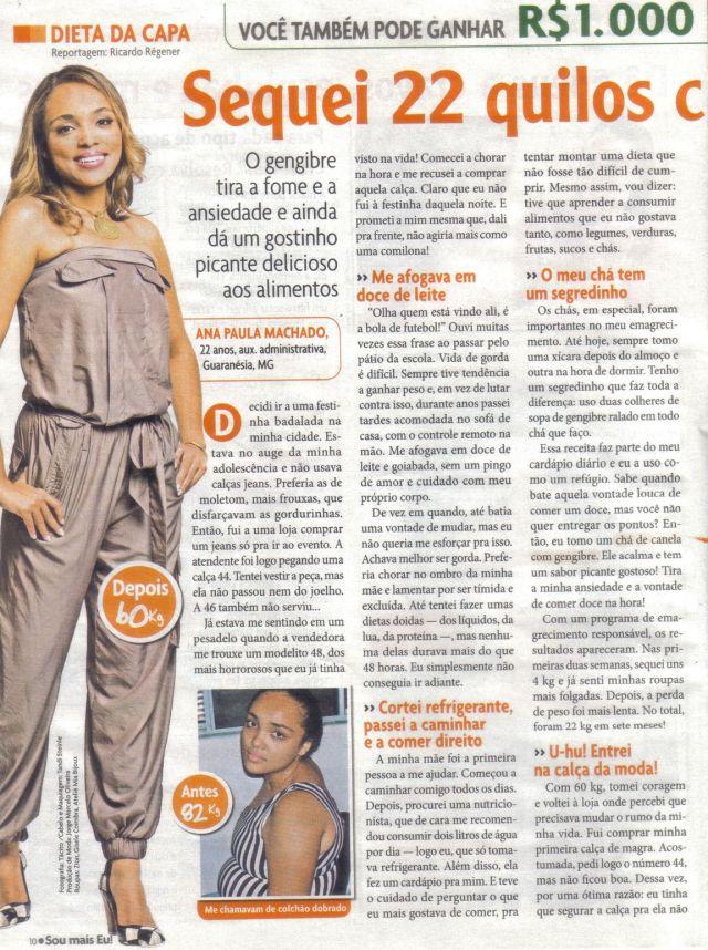 Revista Sou Mais Eu Edição 160 10.12.2009(1)