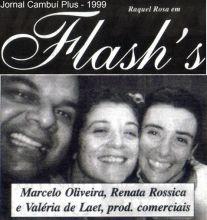1999 Coluna Flash - Jornal Cambuí Plus