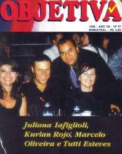 1999 Revista Objetiva Ano VIII - N37