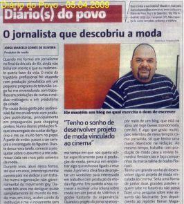 2009 Diario do Povo 05.04