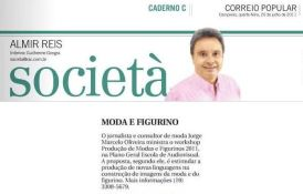2011 Coluna Societa Correio Popular 20.07.2011