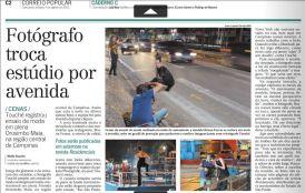 2012 Matéria Caderno C - Correio Popular - Editorial de Moda Residenciais Setembro (Agosto)