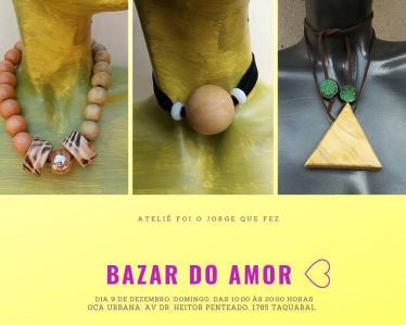 2018 Foi o Jorge Que Fez no Bazar do Amor (Dezembro)