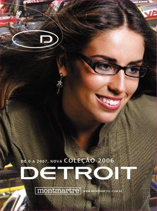 Detroit Eyewear Verão 2007 @ Tácito